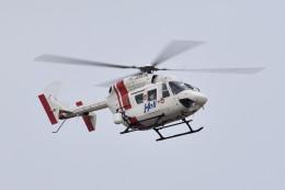 tsubasa0624さんが、名古屋飛行場で撮影したセントラルヘリコプターサービス BK117C-1の航空フォト(飛行機 写真・画像)