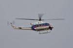 tsubasa0624さんが、名古屋飛行場で撮影した国土交通省 地方整備局 412EPの航空フォト(写真)