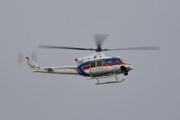 tsubasa0624さんが、名古屋飛行場で撮影した国土交通省 地方整備局 412EPの航空フォト(飛行機 写真・画像)