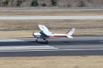 tsubasa0624さんが、名古屋飛行場で撮影した中日本航空 172P Skyhawkの航空フォト(写真)