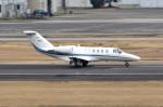 tsubasa0624さんが、名古屋飛行場で撮影したアルペン 525A Citation CJ2の航空フォト(写真)
