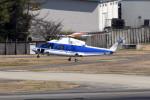 tsubasa0624さんが、名古屋飛行場で撮影したファーストエアートランスポート S-76C++の航空フォト(写真)