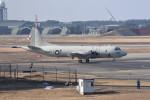 tsubasa0624さんが、三沢飛行場で撮影したアメリカ海軍 P-3C AIPの航空フォト(飛行機 写真・画像)