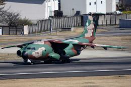 tsubasa0624さんが、名古屋飛行場で撮影した航空自衛隊 C-1の航空フォト(飛行機 写真・画像)