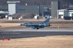 tsubasa0624さんが、三沢飛行場で撮影した航空自衛隊 F-2Bの航空フォト(飛行機 写真・画像)