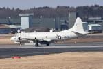 tsubasa0624さんが、三沢飛行場で撮影したアメリカ海軍 P-3C Orionの航空フォト(飛行機 写真・画像)