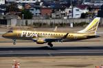 tsubasa0624さんが、名古屋飛行場で撮影したフジドリームエアラインズ ERJ-170-200 (ERJ-175STD)の航空フォト(飛行機 写真・画像)