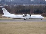 アイスコーヒーさんが、エディンバラ空港で撮影したストバルト・エア ATR-72-600の航空フォト(飛行機 写真・画像)
