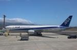 DAWNさんが、ダニエル・K・イノウエ国際空港で撮影した全日空 767-381/ERの航空フォト(写真)