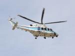アイスコーヒーさんが、名古屋飛行場で撮影した海上保安庁 AW139の航空フォト(飛行機 写真・画像)