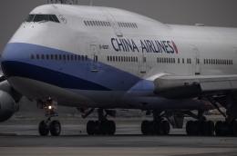 tsuna72さんが、福岡空港で撮影したチャイナエアライン 747-409の航空フォト(写真)