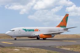 Y-Kenzoさんが、ダニエル・K・イノウエ国際空港で撮影したトランスエア 737-209/Adv(F)の航空フォト(飛行機 写真・画像)