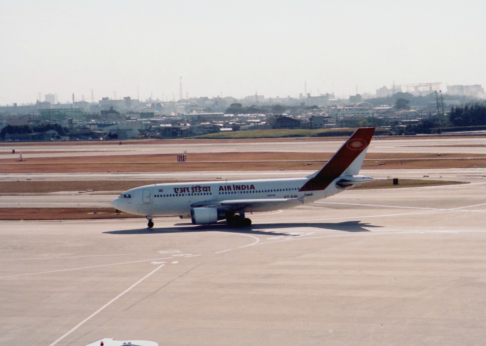 kumagorouさんのエア・インディア Airbus A310-300 (VT-EJH) 航空フォト