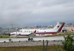 Wasawasa-isaoさんが、台北松山空港で撮影した中国民用航空局 King Air 350ERの航空フォト(飛行機 写真・画像)