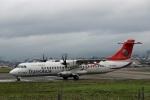 Wasawasa-isaoさんが、台北松山空港で撮影したトランスアジア航空 ATR-72-600の航空フォト(飛行機 写真・画像)