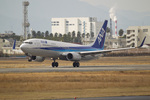 Dra-gonさんが、徳島空港で撮影した全日空 737-881の航空フォト(写真)