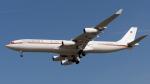 coolinsjpさんが、北京首都国際空港で撮影したドイツ空軍 A340-313Xの航空フォト(飛行機 写真・画像)