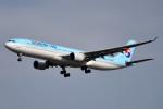 tsubasa0624さんが、成田国際空港で撮影した大韓航空 A330-323Xの航空フォト(飛行機 写真・画像)