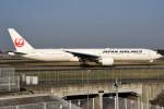 tsubasa0624さんが、成田国際空港で撮影した日本航空 777-346/ERの航空フォト(写真)