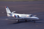 kumagorouさんが、仙台空港で撮影した朝日新聞社 500 Citationの航空フォト(写真)