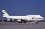 kumagorouさんが、仙台空港で撮影した日本航空 747-346の航空フォト(写真)