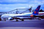 orbis001さんが、アムステルダム・スキポール国際空港で撮影したイスラエア 757-258の航空フォト(写真)