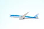 ユーリーさんが、関西国際空港で撮影したKLMオランダ航空 787-9の航空フォト(写真)
