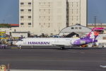 Y-Kenzoさんが、ダニエル・K・イノウエ国際空港で撮影したハワイアン航空 717-2BLの航空フォト(飛行機 写真・画像)