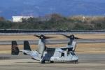 JA711Aさんが、長崎空港で撮影したアメリカ海兵隊 MV-22Bの航空フォト(写真)