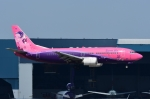 RUSSIANSKIさんが、シンガポール・チャンギ国際空港で撮影したサイアム・エア 737-3L9の航空フォト(写真)