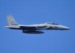 じーく。さんが、茨城空港で撮影した航空自衛隊 F-15DJ Eagleの航空フォト(飛行機 写真・画像)