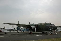 Wasawasa-isaoさんが、岡山基地で撮影した中華民国空軍 C-119F Flying Boxcarの航空フォト(飛行機 写真・画像)