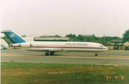 JA8037さんが、タンソンニャット国際空港で撮影したパシフィック・エアラインズ (〜2008/5) 727-230/Advの航空フォト(飛行機 写真・画像)