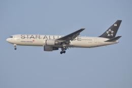 Korean Air KEさんが、仁川国際空港で撮影したアシアナ航空 767-38Eの航空フォト(飛行機 写真・画像)