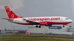 twinengineさんが、アムステルダム・スキポール国際空港で撮影したフライグローブスパン 737-31Sの航空フォト(写真)