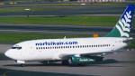twinengineさんが、シドニー国際空港で撮影したノーフォーク・エア 737-229/Advの航空フォト(写真)