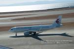 かみきりむしさんが、中部国際空港で撮影した中国東方航空 A320-214の航空フォト(写真)