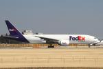 hiko_chunenさんが、成田国際空港で撮影したフェデックス・エクスプレス 777-FS2の航空フォト(飛行機 写真・画像)