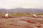 JA8037さんが、台北松山空港で撮影した日本アジア航空 DC-8-53の航空フォト(写真)