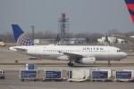すやまさんが、ミネアポリス・セントポール国際空港で撮影したユナイテッド航空 A319-131の航空フォト(飛行機 写真・画像)