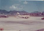 JA8037さんが、啓徳空港で撮影した日本航空 880M (22M-22)の航空フォト(写真)