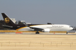 hiko_chunenさんが、成田国際空港で撮影したUPS航空 767-34AF/ERの航空フォト(飛行機 写真・画像)