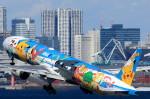 take_2014さんが、羽田空港で撮影した全日空 777-381の航空フォト(飛行機 写真・画像)