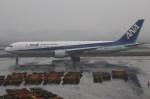 masa707さんが、広州白雲国際空港で撮影した全日空 767-381/ERの航空フォト(飛行機 写真・画像)