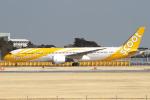 hiko_chunenさんが、成田国際空港で撮影したスクート (〜2017) 787-9の航空フォト(飛行機 写真・画像)