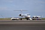 tsubasa0624さんが、羽田空港で撮影したケイマン諸島企業所有 Gulfstream G650 (G-VI)の航空フォト(写真)