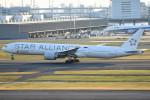 tsubasa0624さんが、羽田空港で撮影したシンガポール航空 777-312/ERの航空フォト(写真)