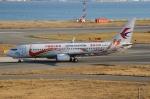Wings Flapさんが、関西国際空港で撮影した中国東方航空 737-89Pの航空フォト(写真)