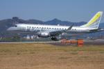 サボリーマンさんが、高知空港で撮影したフジドリームエアラインズ ERJ-170-200 (ERJ-175STD)の航空フォト(写真)