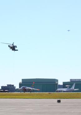 Dickiesさんが、浜松基地で撮影した航空自衛隊 UH-60Jの航空フォト(飛行機 写真・画像)